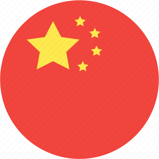 Image result for china circle flag
