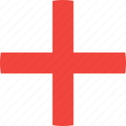 circle, country, england, flag, nation icon