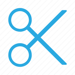 cut, design, fashion, hair, scissors, style, tool icon