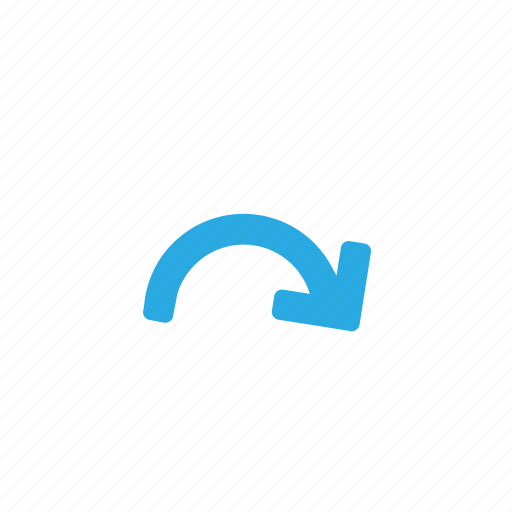 arrow, direction, fast, forward, next, redo, right icon