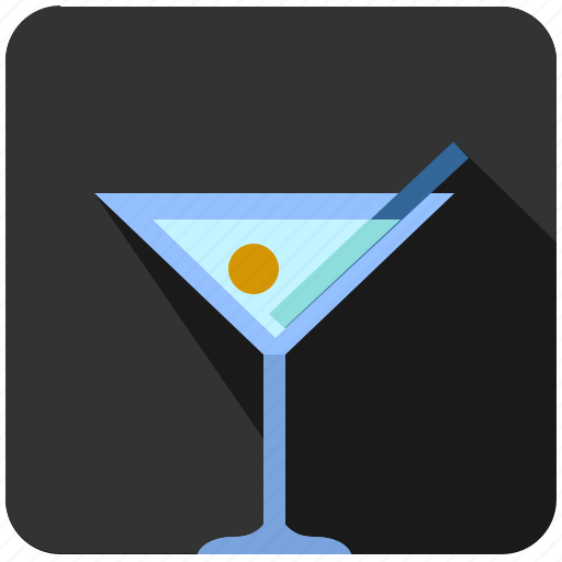alcohol, bocal, drink, evening, party icon