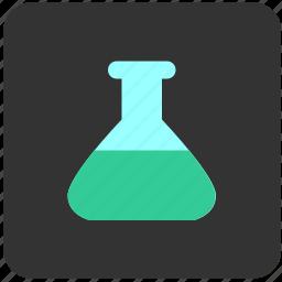 chemistry, experiment, medicine, test, testing, tube icon