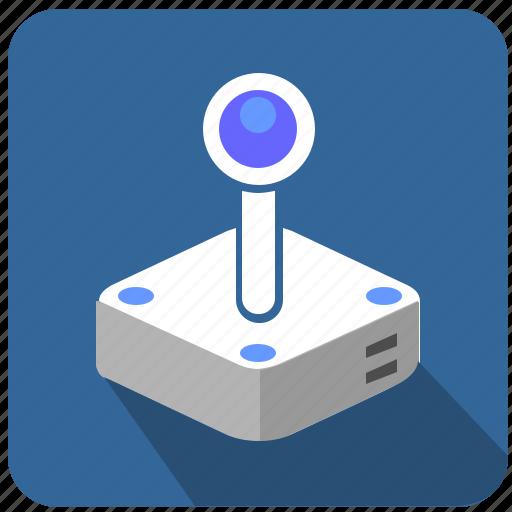 control, design, game, joystick, metro, play, tv icon