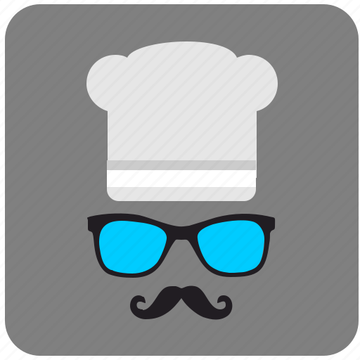 chef, cook, cooker, hipster, kitchen, look icon