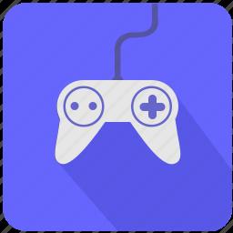 control, game, joystick, play icon