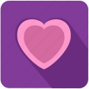 design, heart, like, love, metro, romantic icon