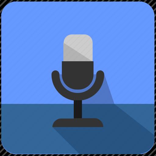 device, digital, mic, microphone, rec, record icon