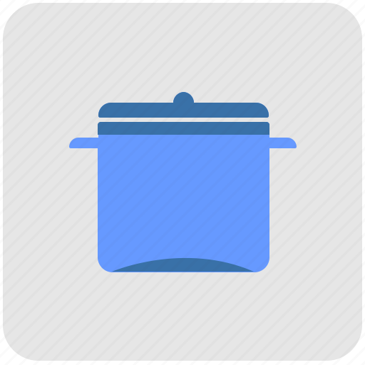 casserole, cook, dishes, pan, pot, saucepan icon