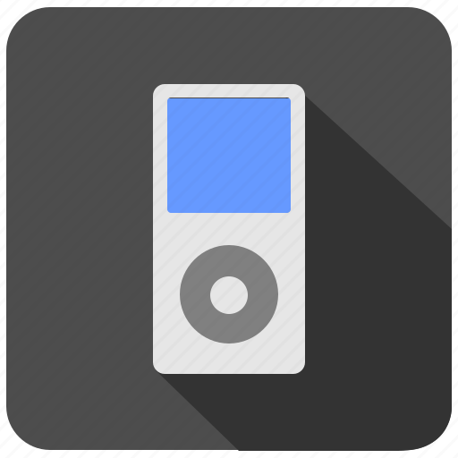 device, ipod, music, player, sound icon