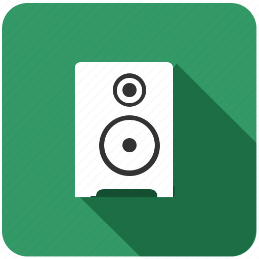 device, hiend, hifi, music, sound, speaker icon