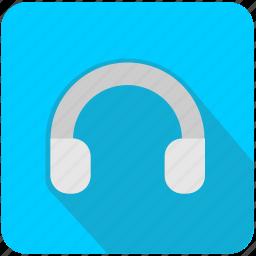 device, headspeakers, listen, music, sound icon