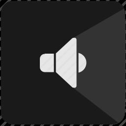 listen, mode, music, on, sound icon