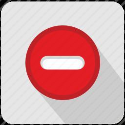 ban, cancel, control, sign, stop icon