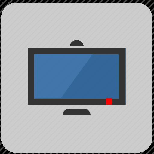 display, monitor, plazma, screen, set, tv icon