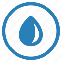 drop, fluid, supply, washing, water icon