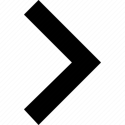 arrow, keyboard, right icon