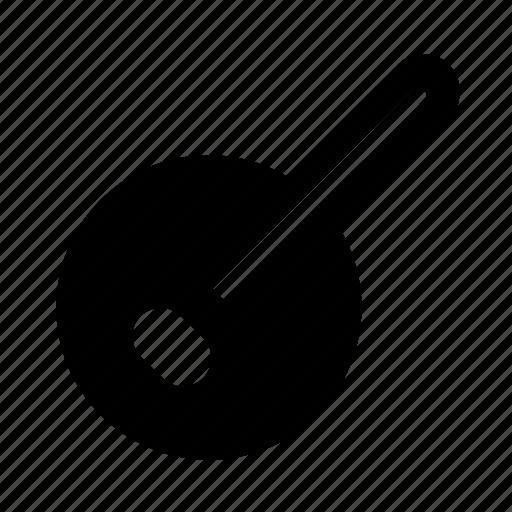 bongo, guitar, instrument, music, string icon