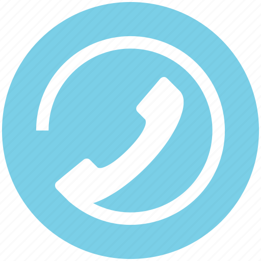 call, communication, contact, landline, phone, telephone icon
