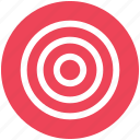 circle, mark, position, sign, target icon