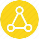 connect, connection, data, link, network, server, share icon
