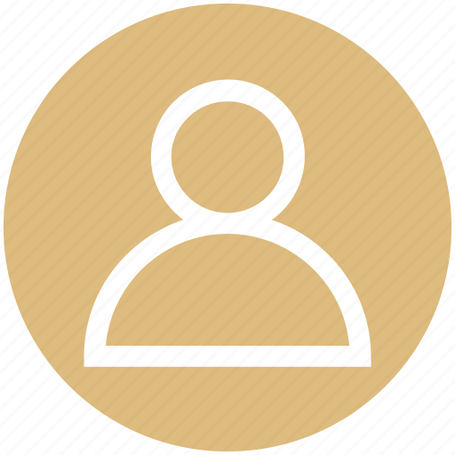 employee, human, man, people, person, profile, user icon
