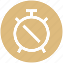 alarm, alarm clock, clock, off, time icon