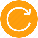 arrows, circle, loading, refresh, reload, sync, update icon