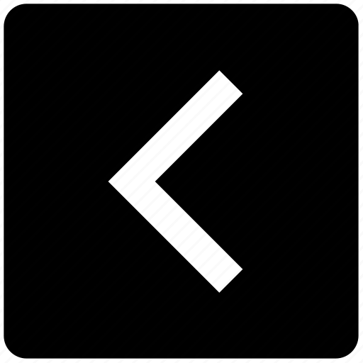 arrow, box, calculation, inequality, left greater, less than symbols, square icon
