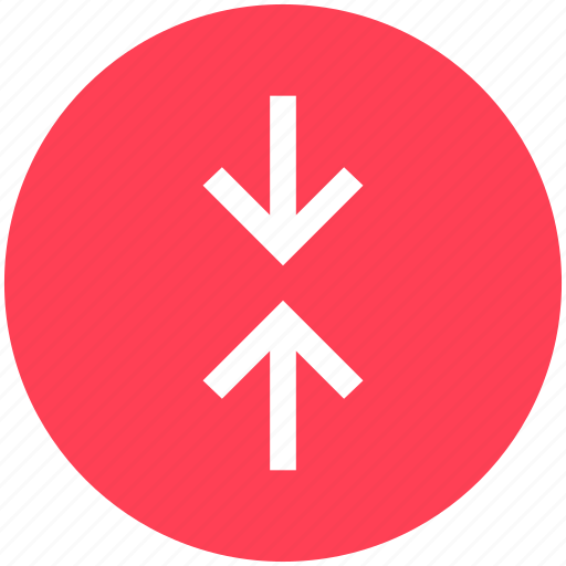 arrows, direction, next, up down, up down arrows icon