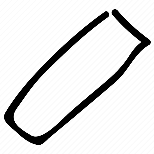 basic math symbol, division, division slash, forward slash, math, mathematical sign, slash icon
