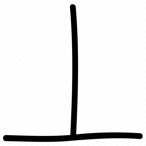 90 degrees angle, geometrical symbol, geometry, geometry symbol, perpendicular, perpendicular lines icon
