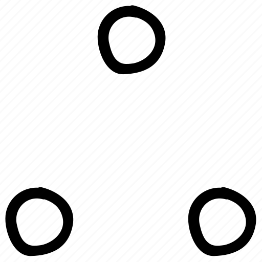 logic symbol, math, math symbol, mathematical symbol, therefore icon