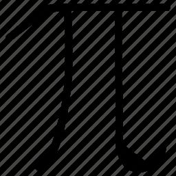 circumference, diameter, geometrical symbol, geometry symbol, pi constant, ratio icon