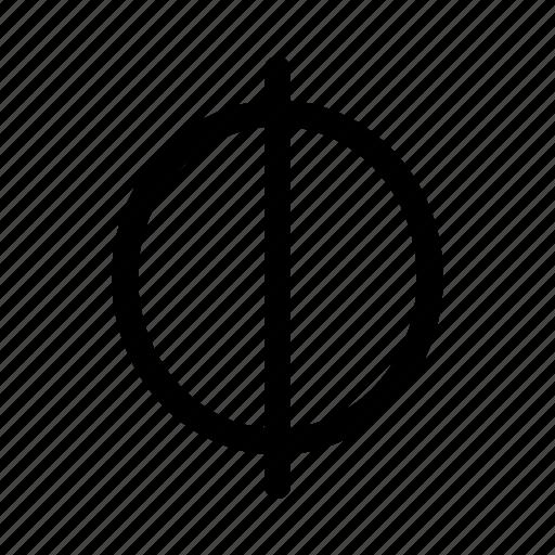 blank, empty, math, nothing, null, pi, zero icon