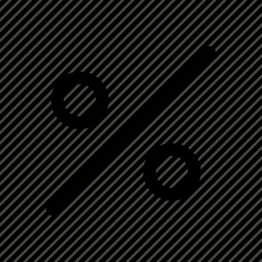 math sign, maths symbol, mod of, modulas, operator, percent icon