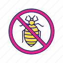 bed, bed bug, bug, dust mite, insect, prohibition, stop