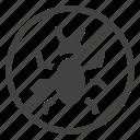 anti, dust, mattress, mite icon
