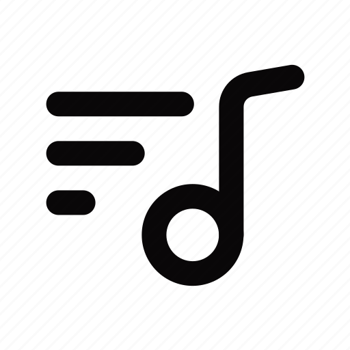 audio, list, music, playlist, sound icon