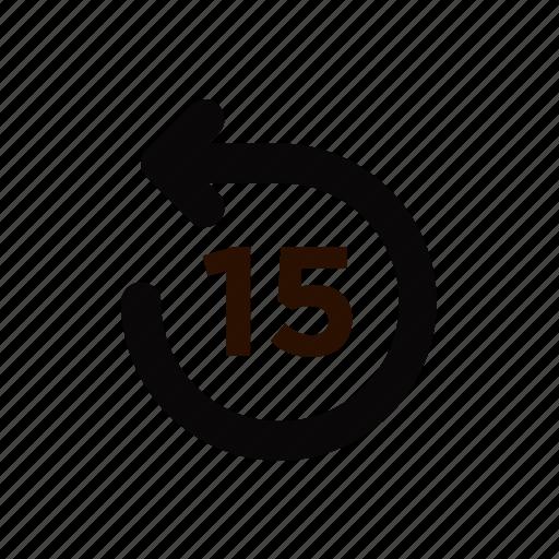 backward, sec icon