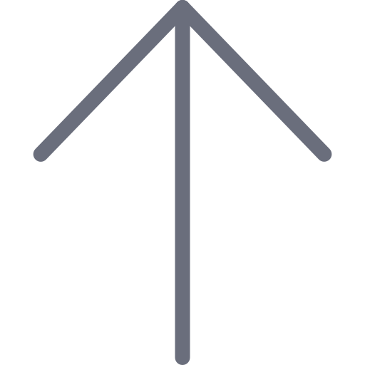arrow, direction, top, up icon