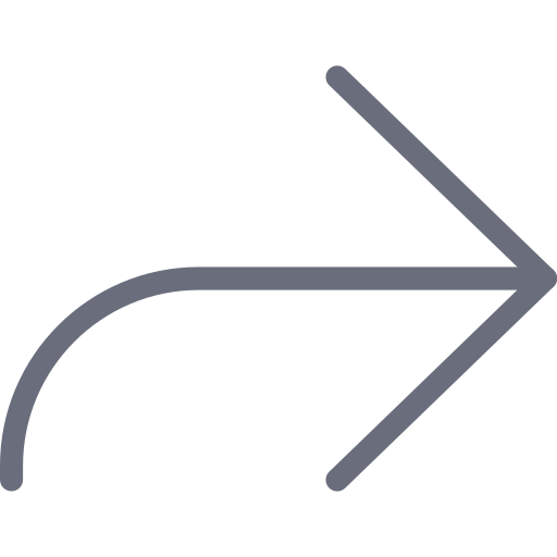 arrow, back, direction, reply icon