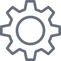 action, cog, gear, options, preferences, service, settings icon