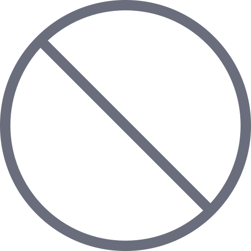 danger, forbidden, not, off, stop icon
