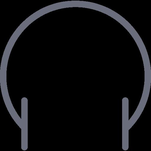 audio, call, communication, headphone, talk icon