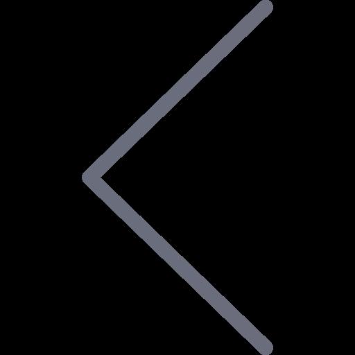 arrow, direction, left, next, previous, return icon