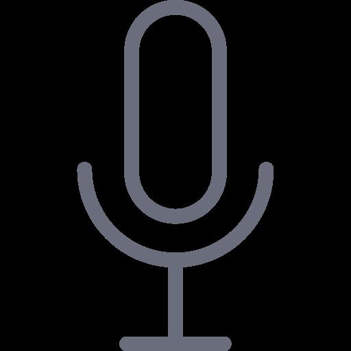 micro, microphone, on, phone, radio, recording icon