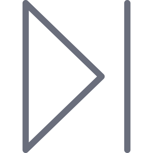 arrow, next, player, previous icon