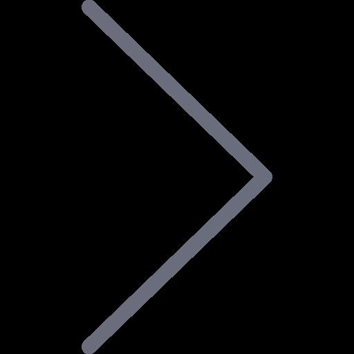 arrow, direction, previous, right icon