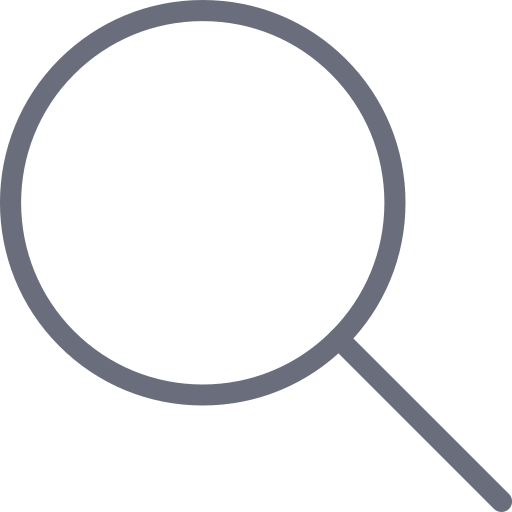 discover, explore, find, magnifier, search icon