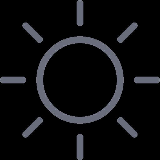 heat, hot, nature, sky, summer, sun, weather icon